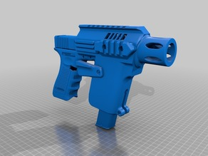 Micro RONI (for most GBB Airsoft Pistols)