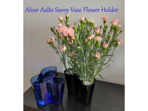 Alvar Aalto Savoy Vase Flower Holder