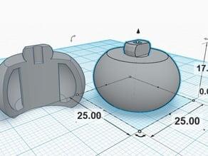 CraftBot feet [Flex material]