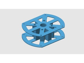 Reel for Procatec refill filament