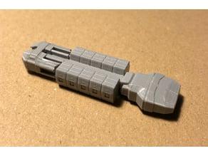Yu-Jing Lighter Starship