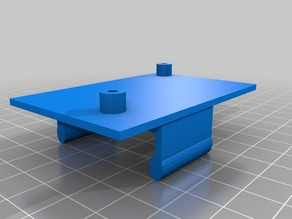 Raspberry Pi Model B 20mm Extrusion Mount