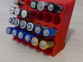 Battery Storage for Desktop