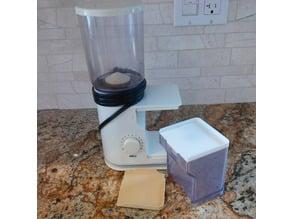 Lid for Braun KMM20 Aromatic Coffee Grinder