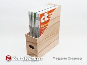 Magazine Organizer cnc/laser