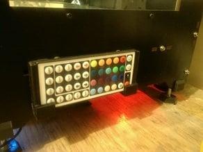 LED Remote Holder