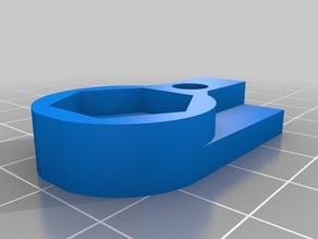 Capacitive Sensor Bracket For MK7 stepstruders and OrdBot Gantry