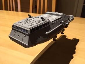 Battlestar Galactica Shuttle