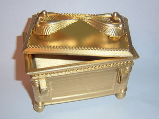 Ark of the covenant (Indiana Jones inspired) Sliced to print
