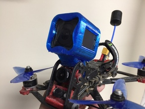Acrobrat Gopro Session 5 Mount V2