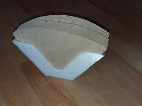 Kaffeefilterhalter Größe 2 / Coffee Filter Stand Size 2