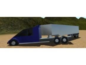 TRI Big Rig with cargo