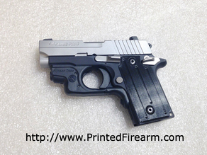Sig P238 Grips