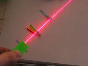 Make a Line Laser using a Lego
