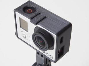 GoPro Hero3 mounting frame (Black Edition)