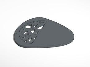 Voronoi Grip Guitar Pick
