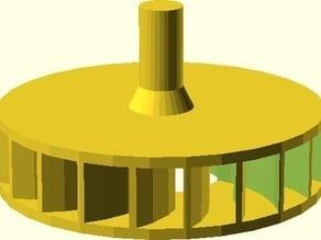 RotaVac - A Rotary Vacuum Pump