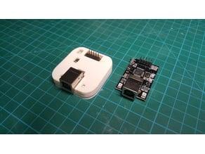 BlackCat/FlashCat USB JTAG case