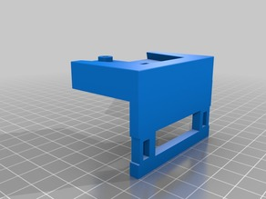 Tevo Tornado/CR-10 MGN9H Quick Release Mounting