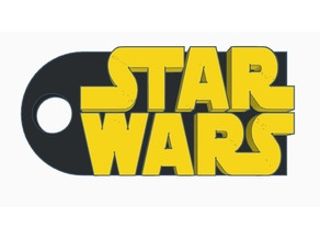 Star Wars Keychain | Tinkercad Import Lesson