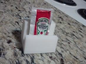 Ketchup Packet Holder