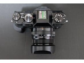 FUJIFILM XF35mmF2 R WR lenshood