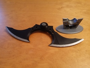 Batarang (Double-edged Blades)