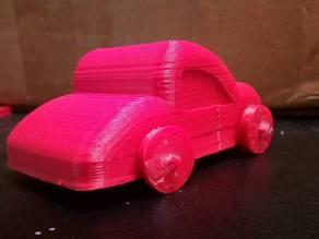 Toy Car that rolls