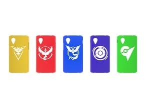 Nexus 5 Pokemon Go Case