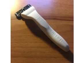 Dorco Pace 4 Razor Handle (Dollar Shave Club)