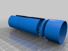 Saber Chassis  Warsabers CerbeRUS  28mm Speaker 18650 bat
