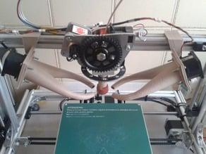 K8200/3Drag 40mm fan adapter