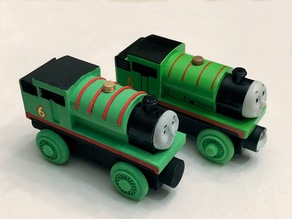 "Percy the Small Engine (""Wooden"" Railway)"