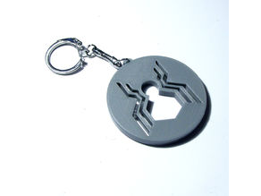 Spiderman Homecoming keychain