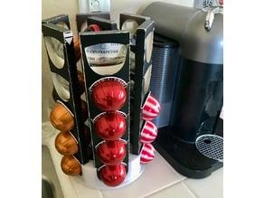 Storage for Nespresso Coffe Pods