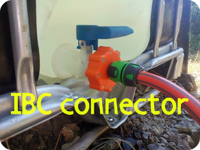 IBC connector