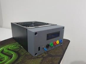 Arduino ATX Lab Bench Power Supply