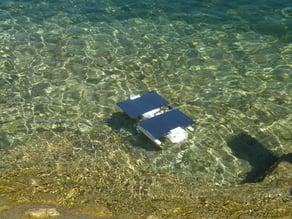 Open RC Boat Mk.2 + solar parts