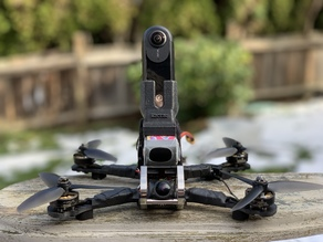 Insta360 One drone / miniquad mount