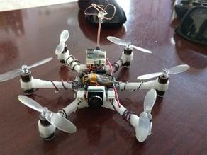 120mm FPV brushed hexacopter