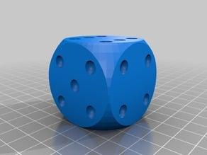 customizable dice / anpassbarer Würfel
