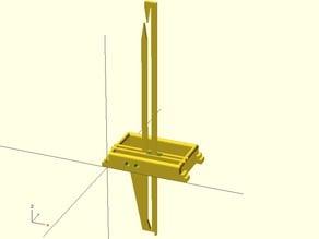Fabtotum leveling tool