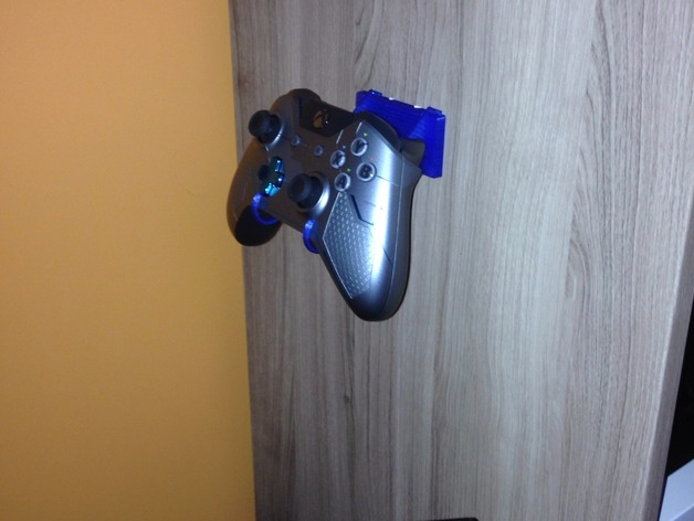 Xbox 360 and Xbox One Controller Holder by MrFex