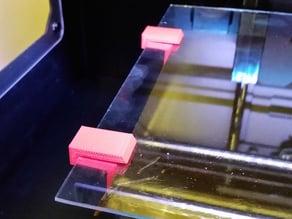 "Replicator 2x 11""x8.5"" Glass Plate Clips"