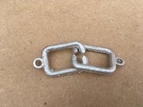 Large jewlery clasp