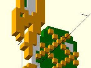 3D Mario Koopa