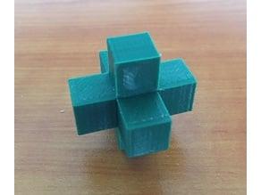 Three Piece Puzzle