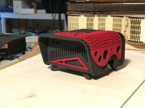 Retro Raspberri Pi 3 Case