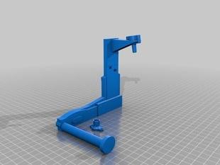 Weistek 3d printer spool holder