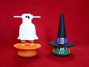 Halloween Wobbler